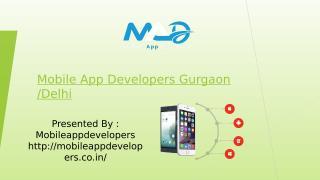 Mobile App Developers Gurgaon.pptx
