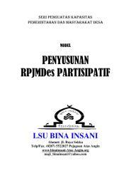 modul penyusunan rpjmdes.pdf