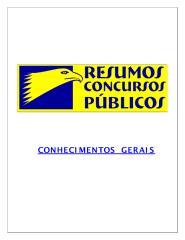 conhecimentos gerais. apostila para concursos públicos.pdf