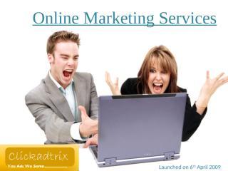 Online Marketing Services.ppt