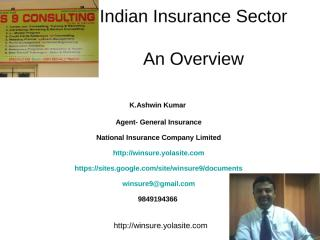 Indian Insurance Sector.ppt