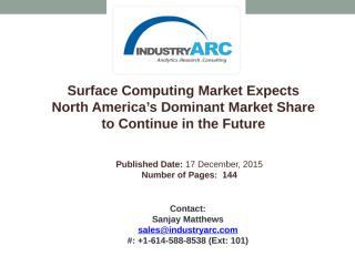 Surface Computing Market.pptx