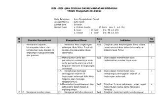 KISI KISI IPS 2013 baru2.docx