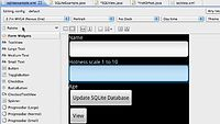 Android Application Development Tutorial - 111 - TableLayout and Intro SQLite Database.flv