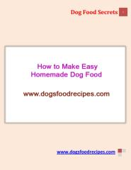 Home Made Dog Food.pdf