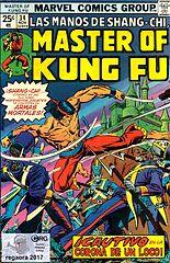 Master of Kung Fu v1 - #034 traducido por regaora.cbr